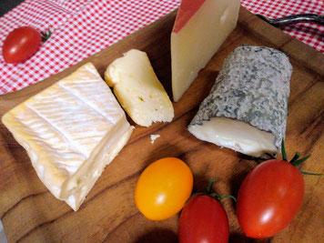 自宅でチーズ