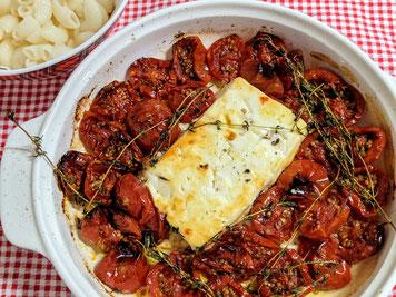 feta & cherry tomatoes