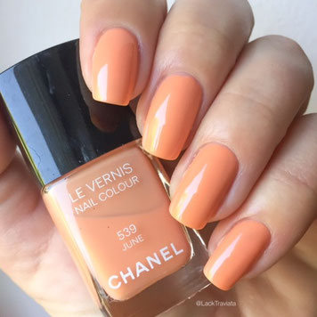 Swatch CHANEL JUNE 539 by LackTraviata