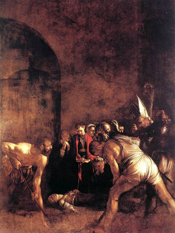 Opere di Caravaggio in Sicilia