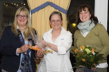 Verabschiedung der bisherigen Vorsitzenden Ingeborg Brase