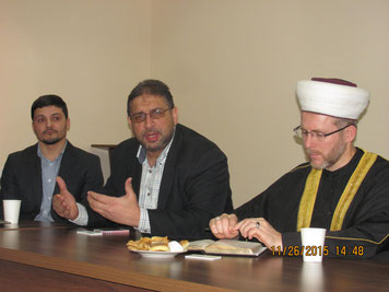 Meeting with the Islam Community in Kiev