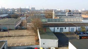 Findorffer Plantage und Güterbahnhof: Fast vollständig versiegelt