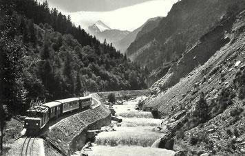 Phot. E. Gyger Andermatt