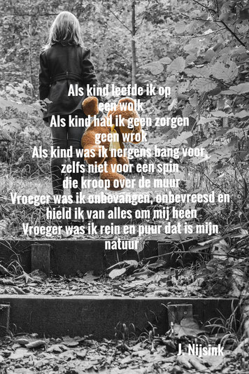 Gedicht over kind