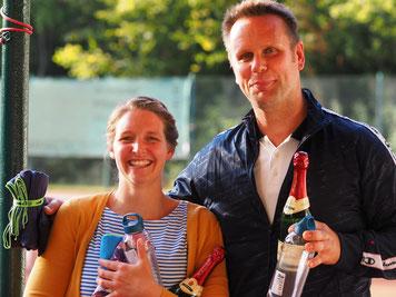 Tennis Vereinsmeisterschaften Mixed in Edemissen Abbensen Peine