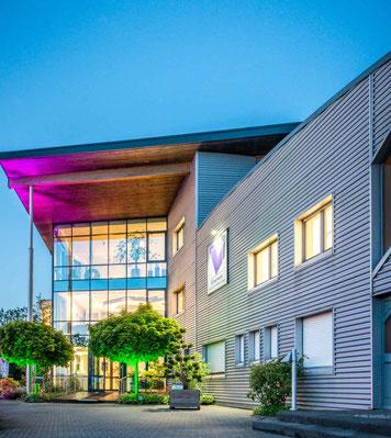 Firmensitz in Melle  (auf Bild klicken für Großansicht)