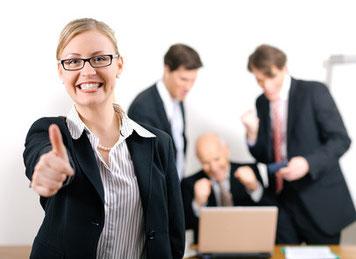 Effiziente Chefentlastung