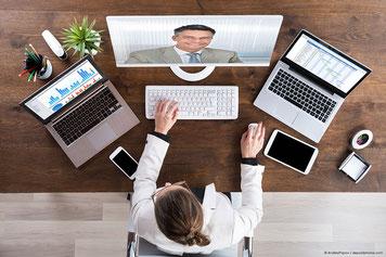 Die digitale Arbeitwelt - wir sind bereits mittendrin!