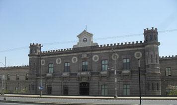 Palacio negro de Lecumberri, colonia penitenciaría