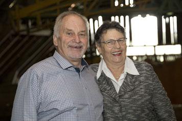 Alois und Clara Schurtenberger