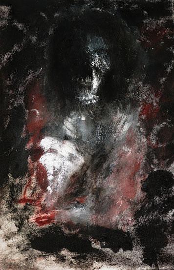 Acryl auf Leinwand, 70x50, 2012