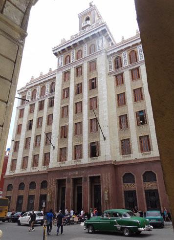 Bacardi Haus in Havanna