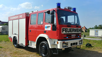 Allrad Tanklöschfahrzeug gebraucht Expeditionsfahrzeug Basisfahrzeug