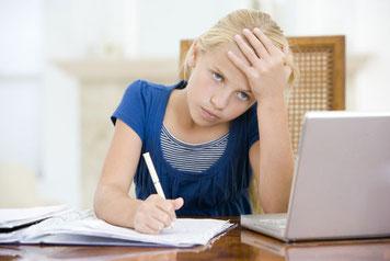 Stressreduktion hilft Kindern