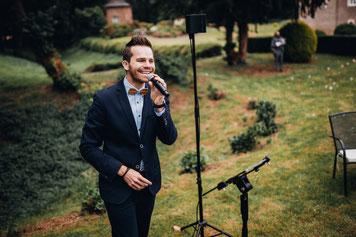 Euer Sänger für Hochzeiten in Köln, Bonn, Düsseldorf, dem Ruhrgebiet & ganz NRW | © Jenny Egerer Fotografie