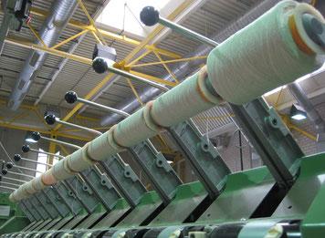 Wissenschaft und Textilbranche arbeiten zusammen.