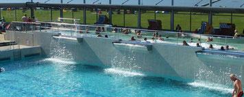 Schwimmbad Watt'n Bad in Dorum: Außenbereich