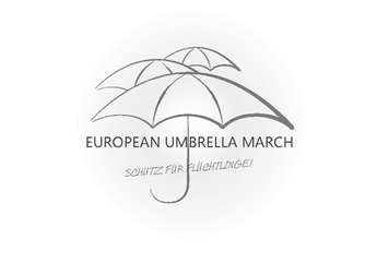 European Umbrella March LOGO
