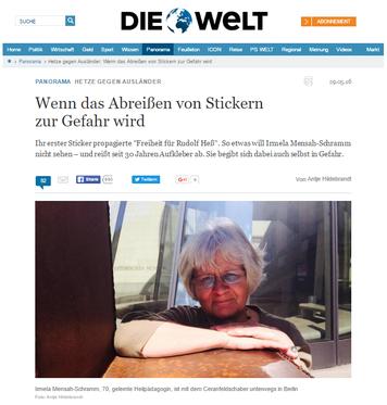 29.05.2016 - Die Welt
