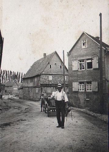 Deuil-La-Barre-Straße (Richtung Erlenbach)