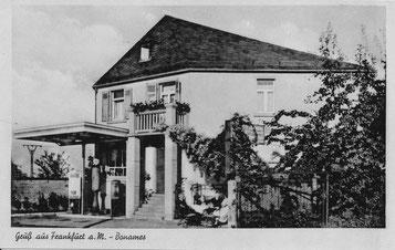 Richtig wäre gewesen: Grüße aus Nieder-Eschbach