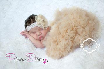 Baby Mädchen Rüsche unten Tutu Petticoat Stirnband Set Neugeborenen Blossom Baby Set Kuchen Smash Baby 1. Geburtstag Geschenk Outfit