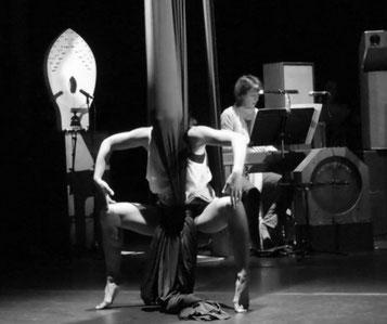 Nathalie Forget ondes Martenot - Jennifer Macavinta - Ravel- Photo Roger Cimielov