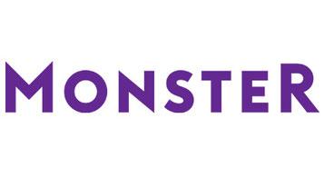 Monster Jobs Jobsuche Stellenanzeigen Stellenangebote Karriere Logo