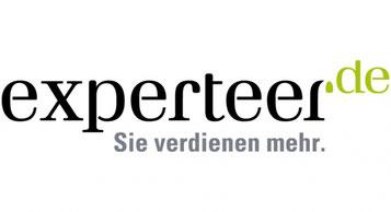 experteer mehr verdienen Jobangebote Stellenanzeigen Stellenangebote Logo