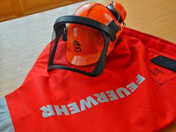 Schnittschutzausrüstung, FF Hainersdorf