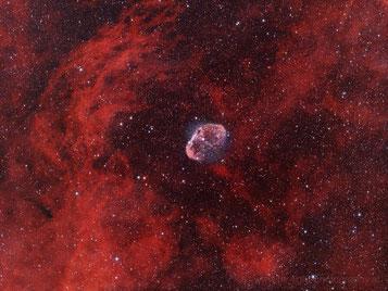 NGC6888 - Crescent Nebula