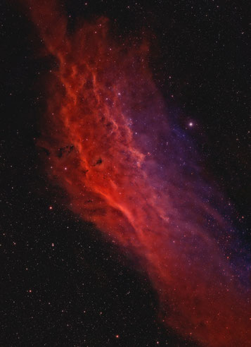 California Nebula - NGC1499