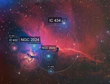 Horsehead Nebula - IC434