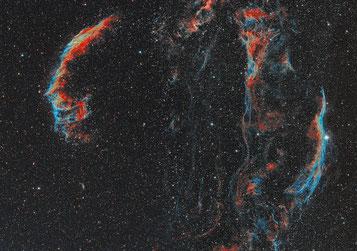 Veil Nebula Complex (2x Mosaic)
