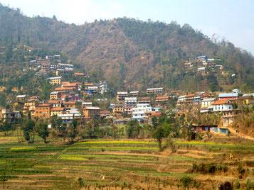 Trekking dhulikhel - trek Namo Buddha - séjour spirituel Népal