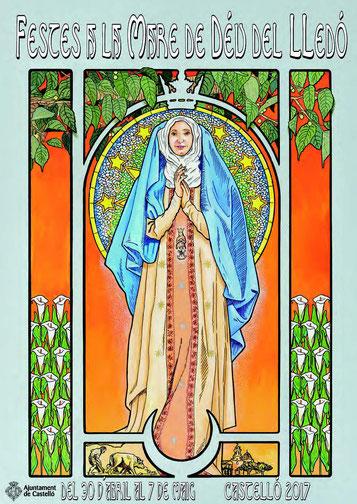 Fiestas de la Mare de Déu del Lledó en Castellón de la Plana