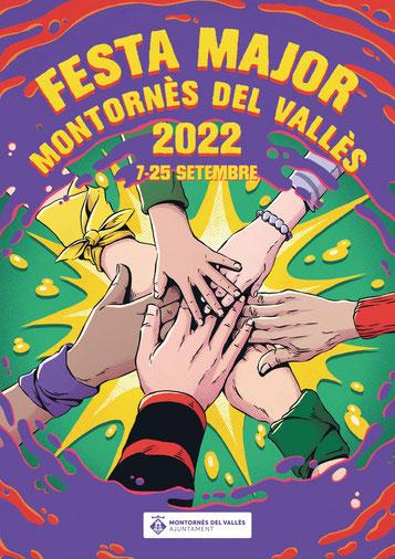 Programa de la Festa Major de Montornès del Vallès