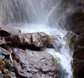 Trinkwasser - Quellwasser
