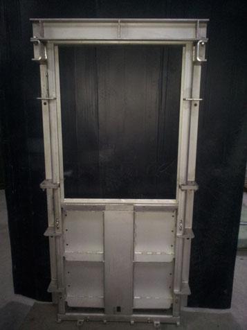 Vanne sectionnelle en inox 304L