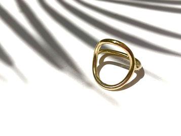 Ring von Astrid Siber - Atelier STOSSIMHIMMEL