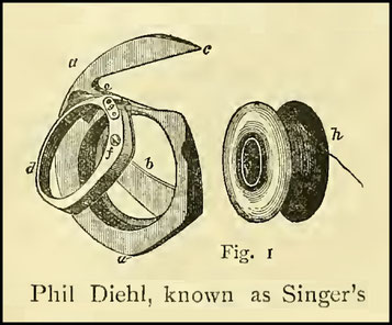 Phil Diehl known as Singer's