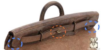 Face Steamer bag - fermeture à droite 3eme génération Louis Vuitton