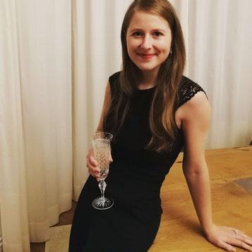 Schach Erfolge feiern, Melanie Lubbe