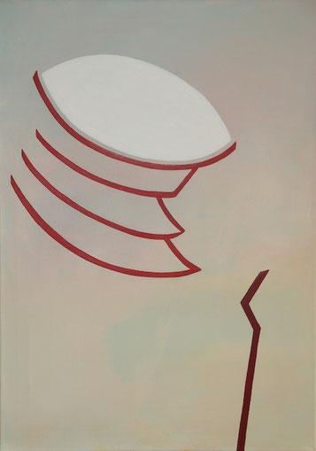 Apodis, Acryl auf Leinwand, 50 x 70 cm
