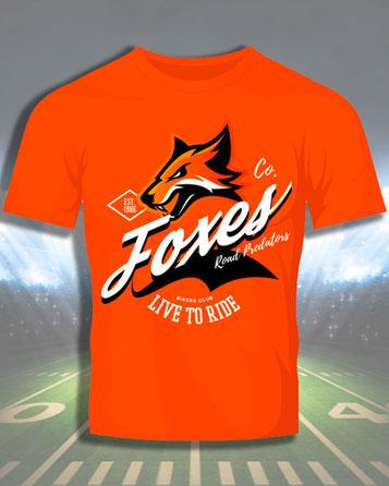 T-Shirt bedrucken Verein