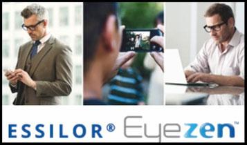 Essilor Eyezen - Brillengläser gegen Augenermüdung