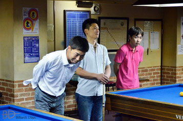 左から、鈴木、小林、界の講師陣