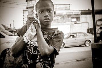 Democratic Republic of Congo - Child Trafficking