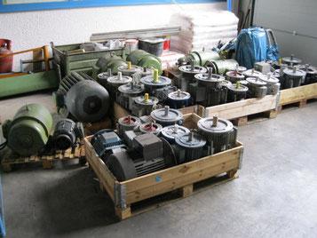 Bild: Ankauf von Elektromotoren Ankauf Elektromotoren neu und gebraucht